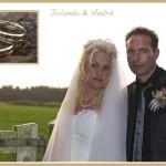 Trouwreportage André & Jolanda.