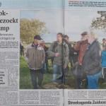 Reünie 'Het Kaamp' november 2013.