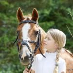 Fotoschoot bij paardensportvereniging 'De Pion'