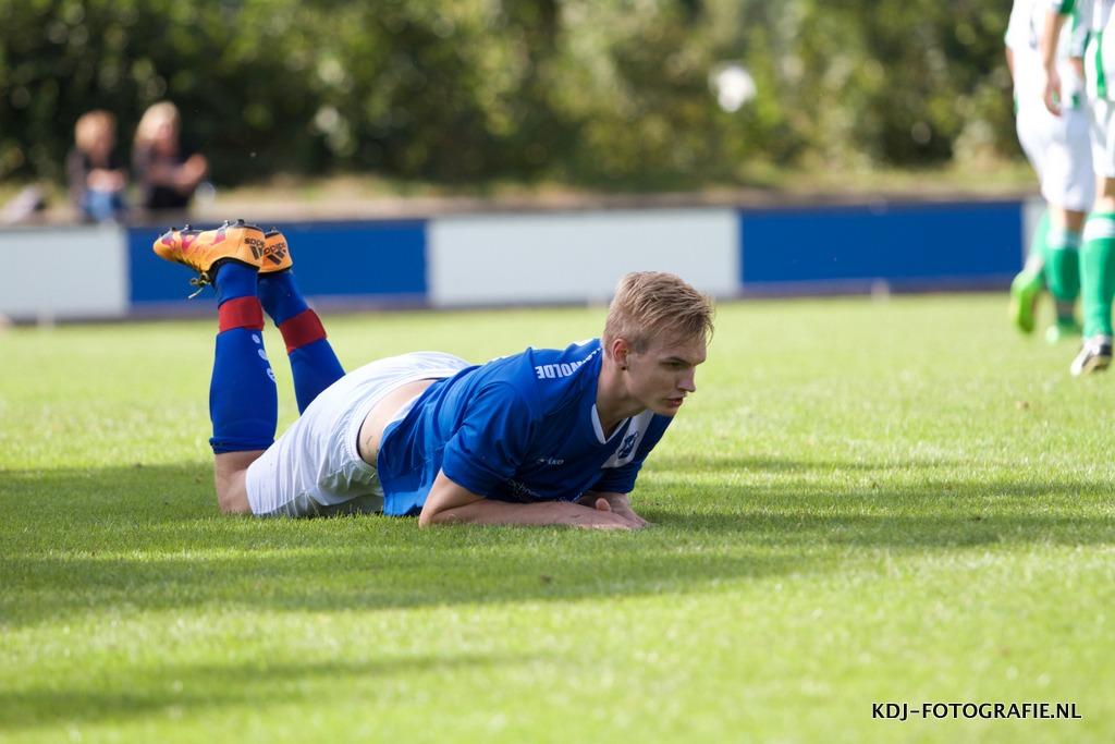 DIO 1 - FC Oldenmarkt.  2-1 / 18-09-2016